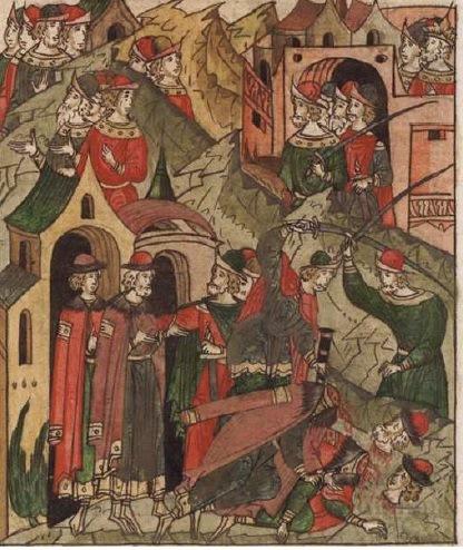 Убийство Александра и Федора тверских