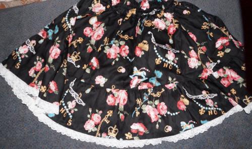 15 meta skirt