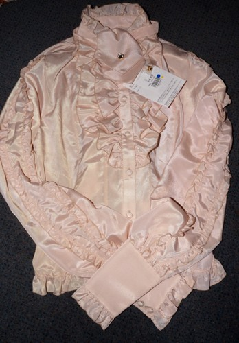 meta blouse