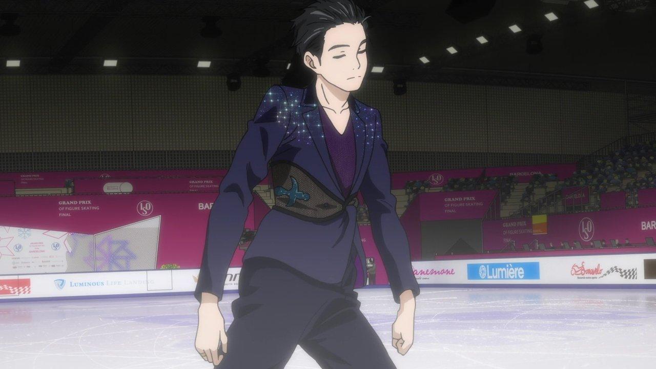 Yuri On Ice!!!