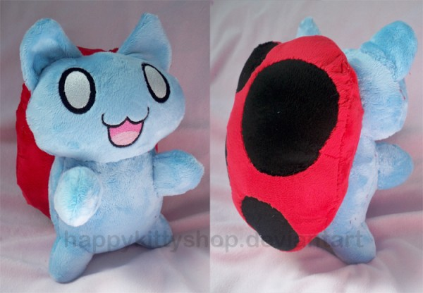 Catbug plush use