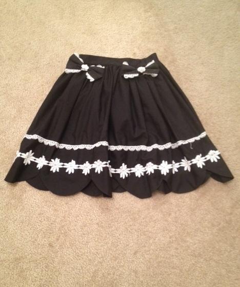 starlight skirt