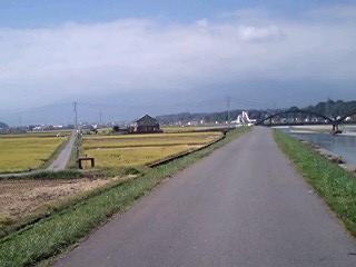 Japanese bike ride