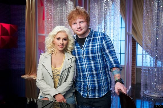 o-CHRISTINA-AGUILERA-ED-SHEERAN-THE-VOICE-570