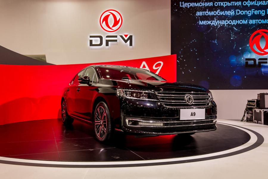 DongFeng Motors © Никита Перфильев