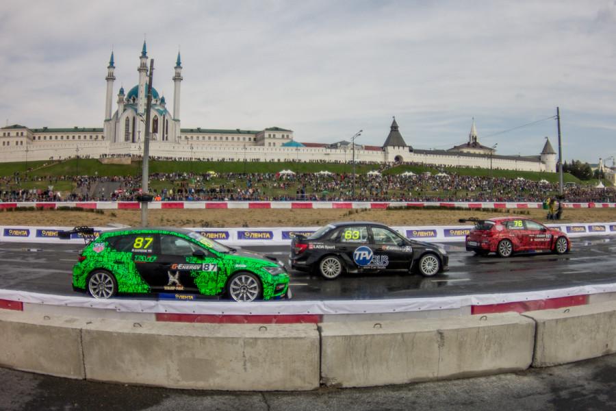 Kazan City Racing 2016 © Никита Перфильев