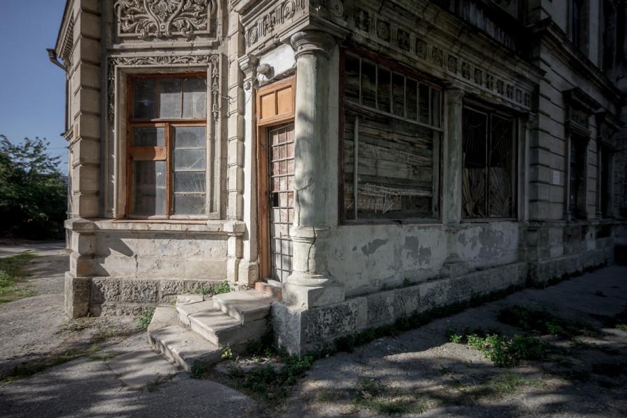 Забытый дом почетного гражданина Бахчисарая © Никита Перфильев