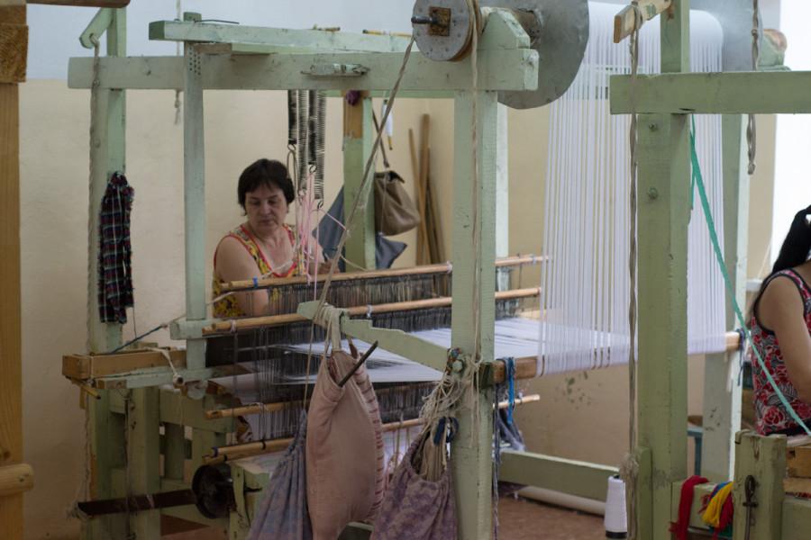 Алексеевская фабрика художественного ткачества © Никита Перфильева