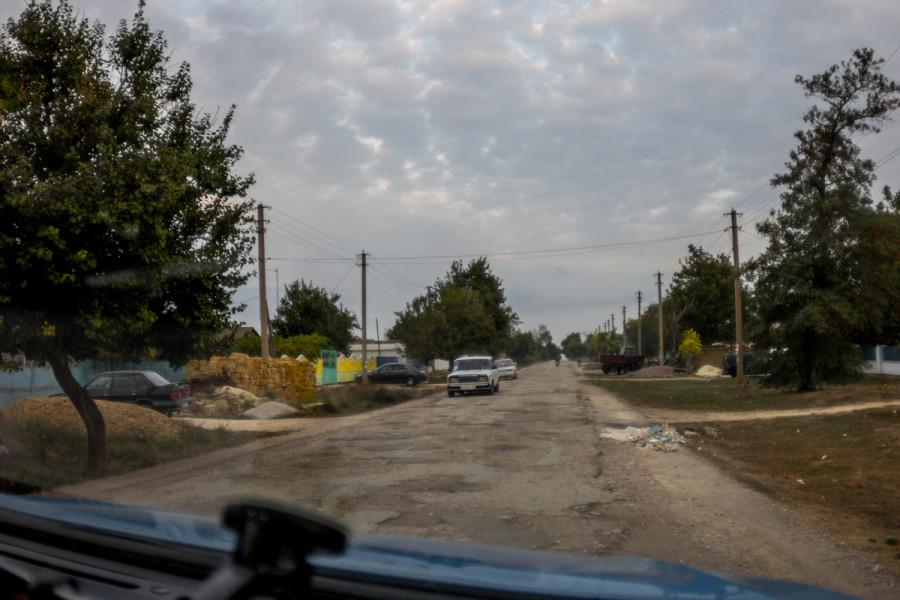 Крымские дороги © Никита Перфильев
