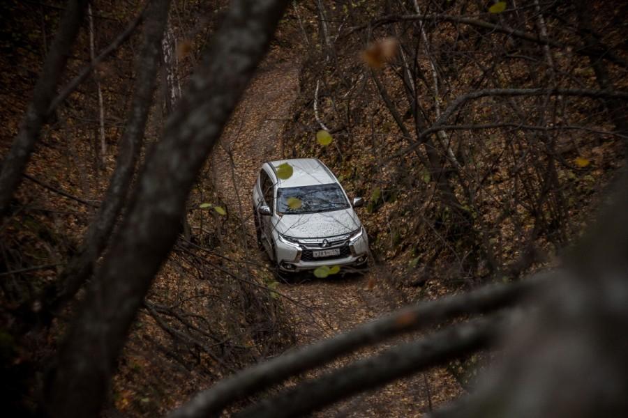 Новый Mitsubishi Pajero Sport в Казани © Никита Перфильев
