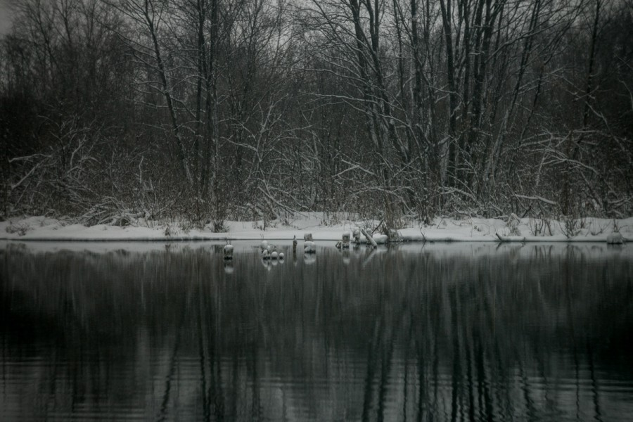 Голубые озер в Казани © Никита Перфильев