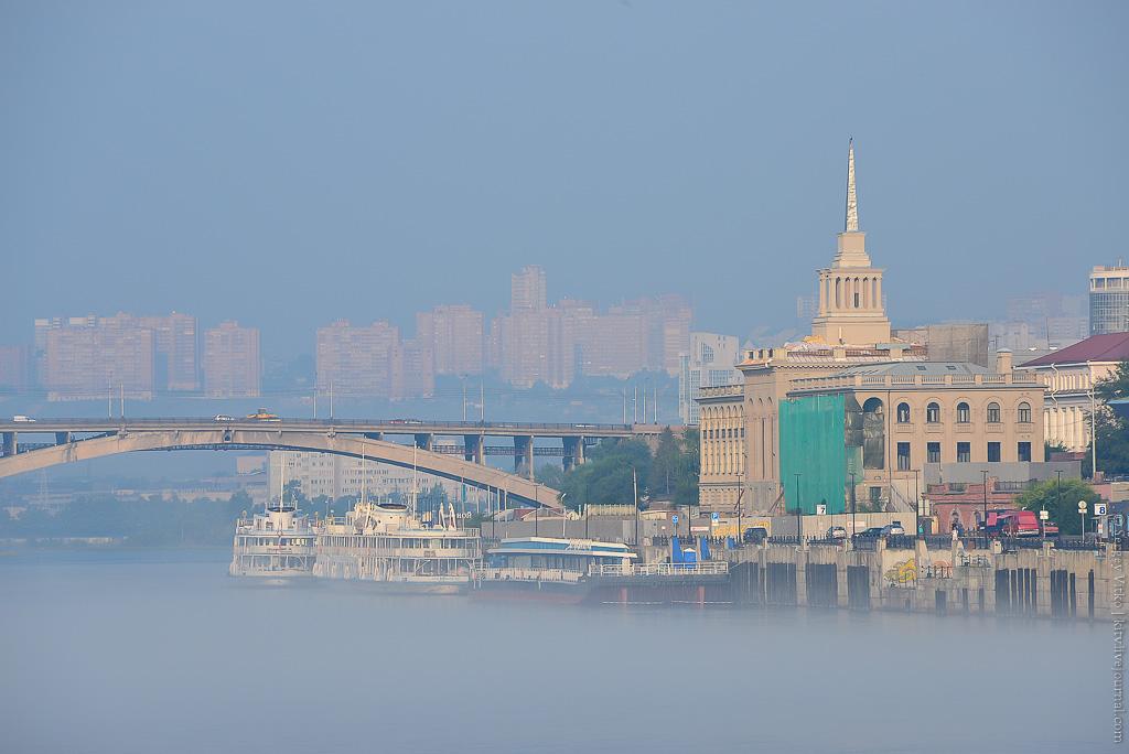По Енисею в 2019 году: Окрестности Красноярска