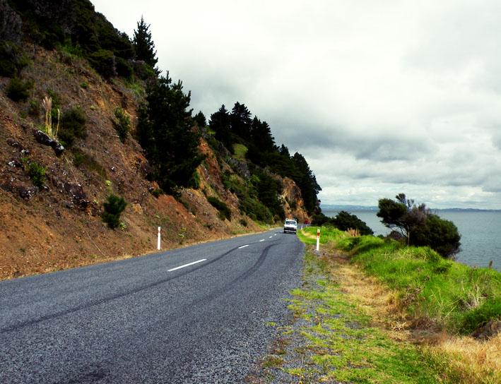 Дорога на Коромандел