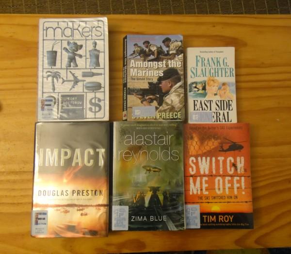 Library Loot Penrith 09/11/14