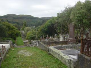 Karori cemetery, Wednesday