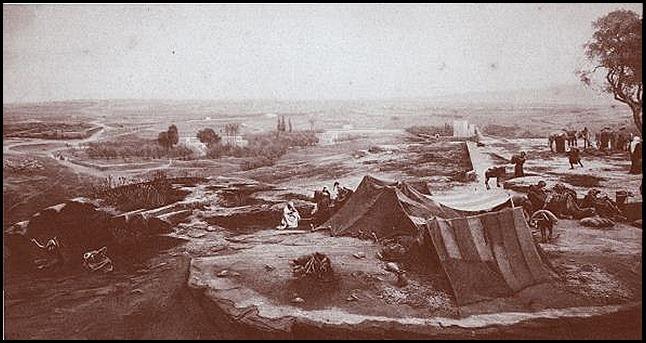 "Киев. Панорама ""Голгофа""  (фрагмент 8)"