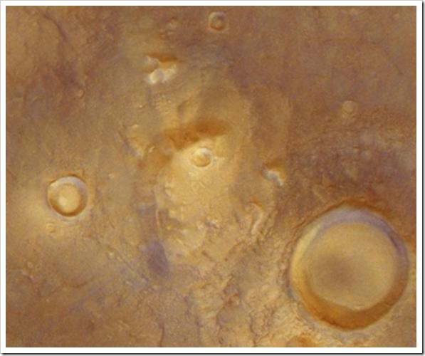 марсианский демон
