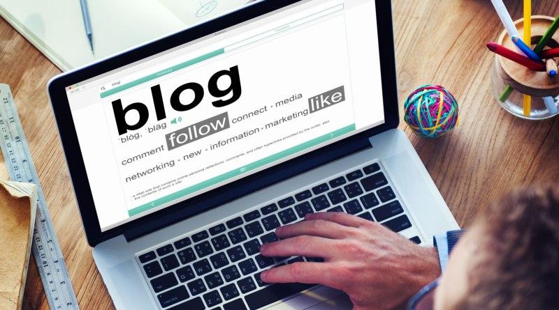 дизайн блог