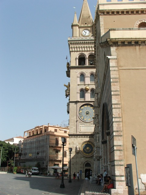Мессина - город Сицилии