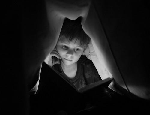 Мальчик с книгой