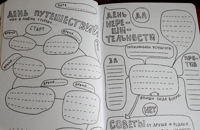 Анти ежедневник картинки идеи