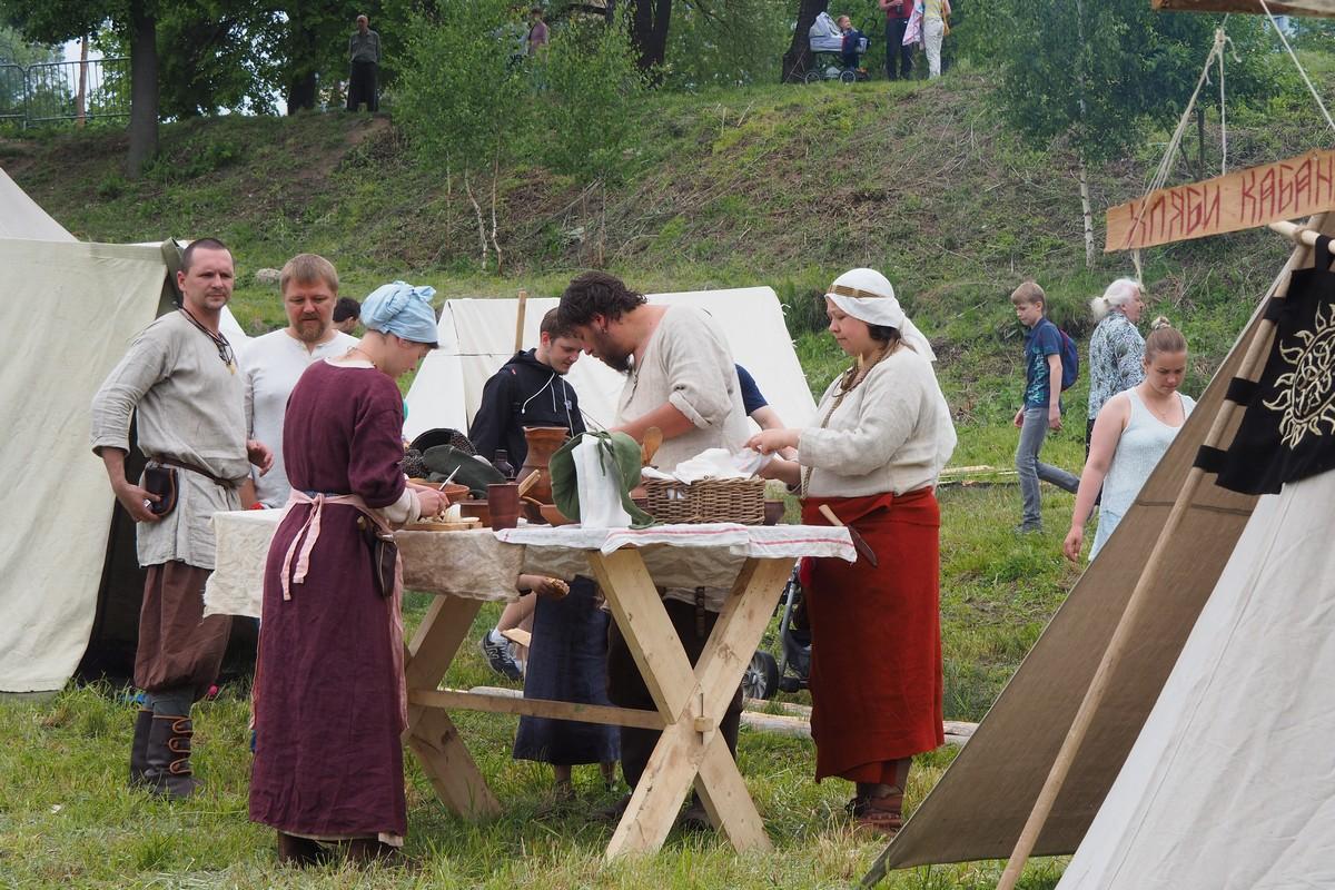 Назад в средневековье