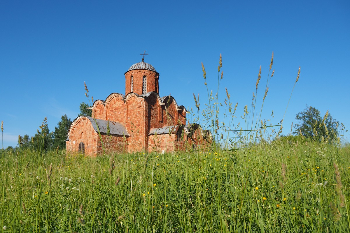 Храмы Великого Новгорода