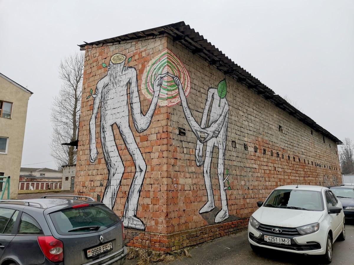 Витебск за один день