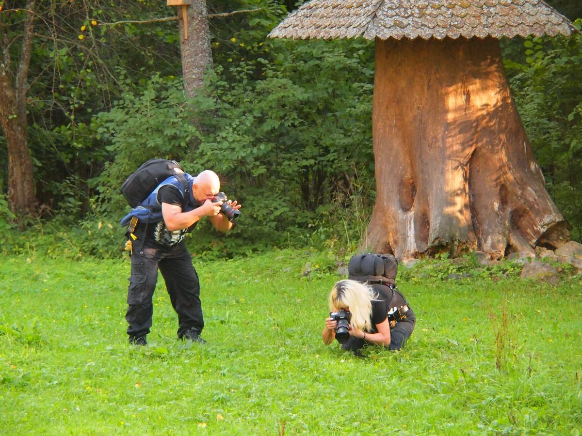 Охота на охотников