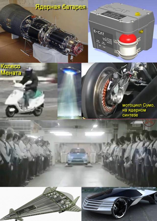 Реальные изобретения