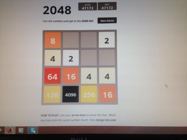 2048 - 4096