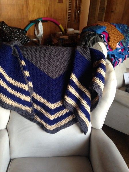 шарф-бакус