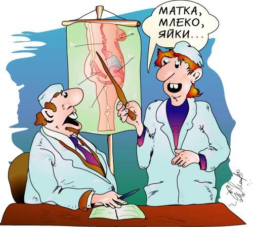 Приколы с гинекологом с картинками