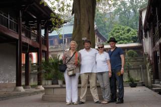 Клейн. Китай. Чаньский монастырь. Шестой патриарх