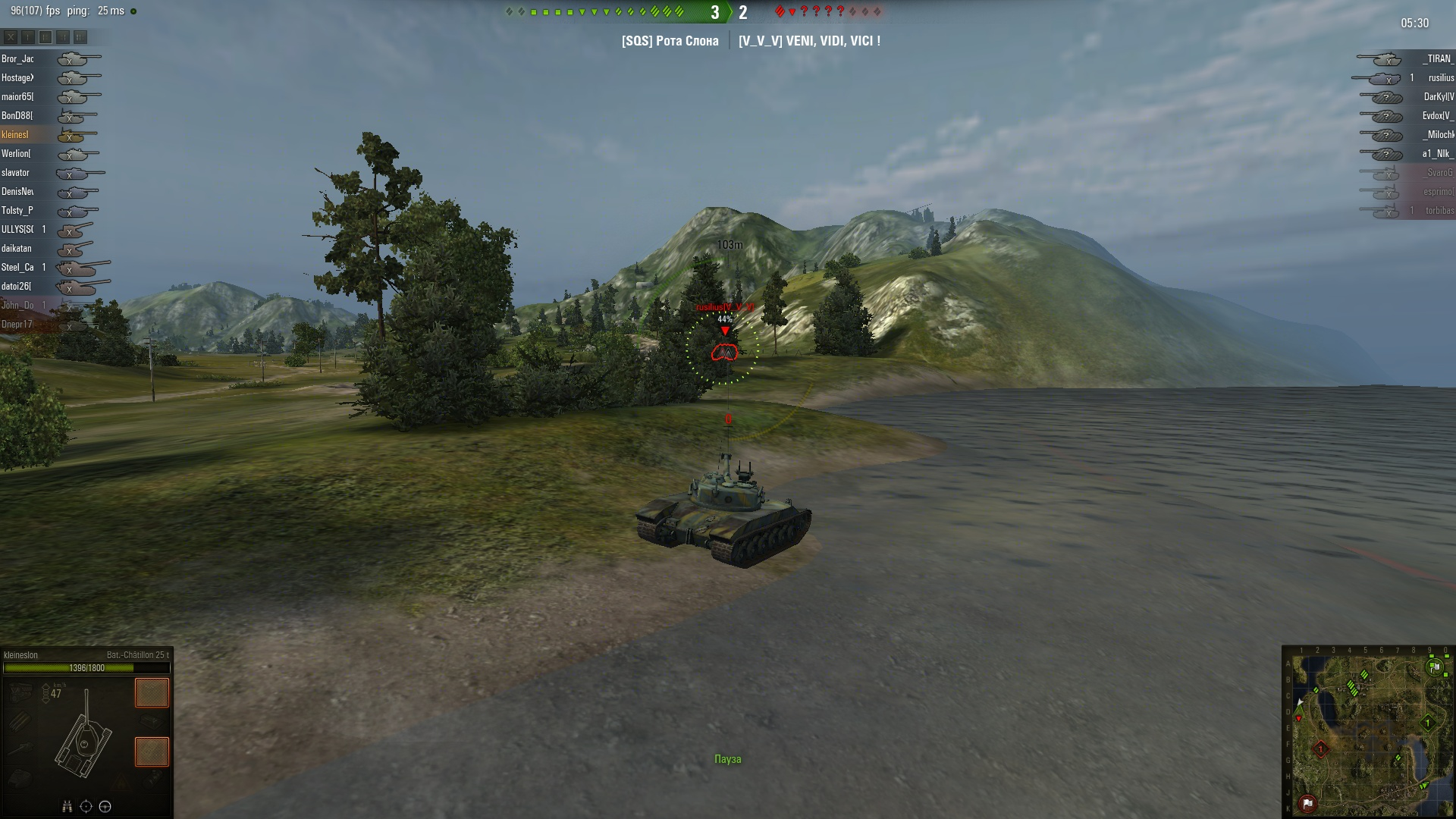World of tanks параметры 3d