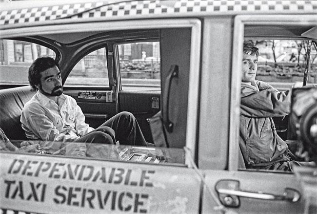 Viewfinder-Film-Still-of-Robert-De-Niro-and-Martin-Scorsese-from-Taxi-Driver-Gear-Patrol