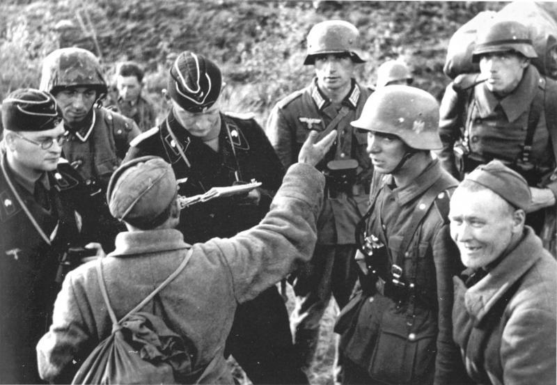Секс с немцами в плену фото 151-162
