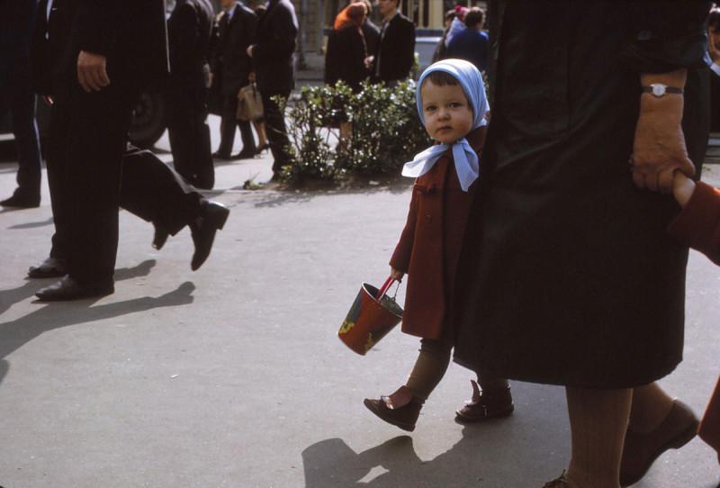 Ленинград 1972  года.