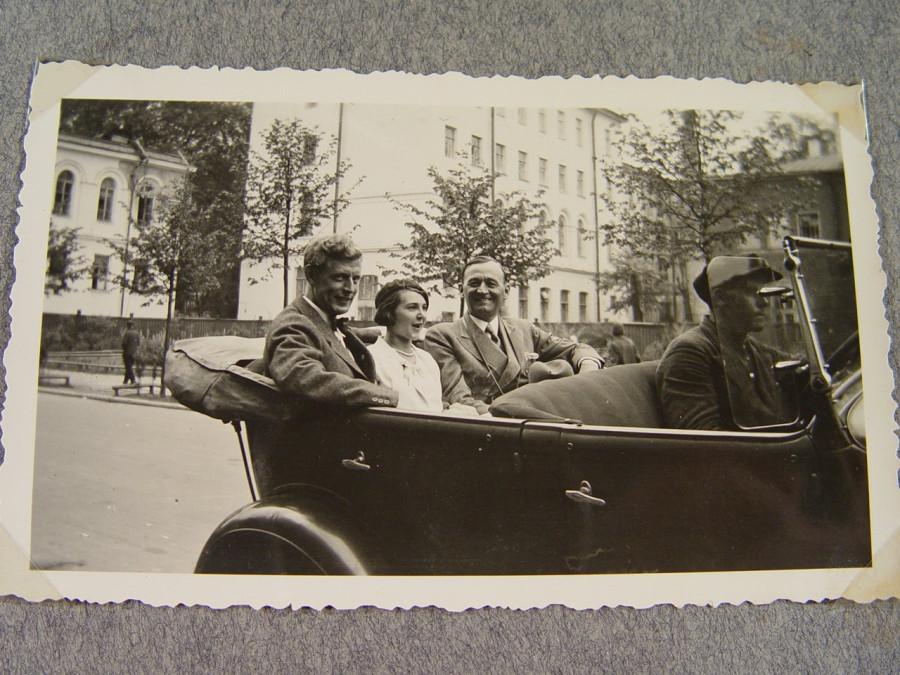 Ленинград в  1935  году.