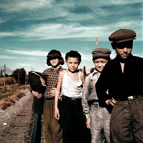 Советские люди в фотографиях немецого фотографа. 576409_original