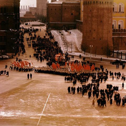 Советские люди в фотографиях немецого фотографа. 577361_original