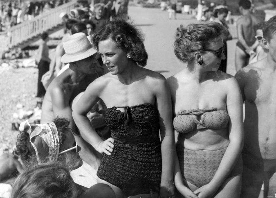 Советские люди в фотографиях немецого фотографа. pbs_sotchi_06