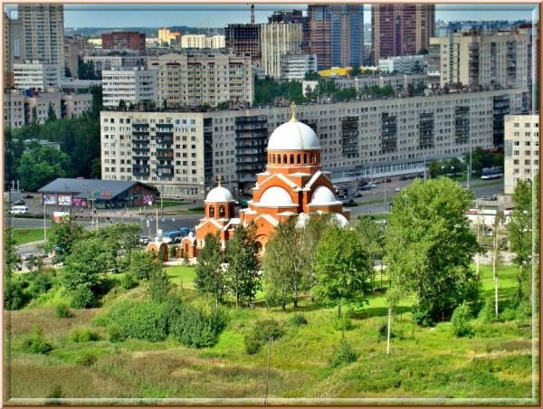 101 Sankt Peterburg. Hram Sreteniya Gospodnya.