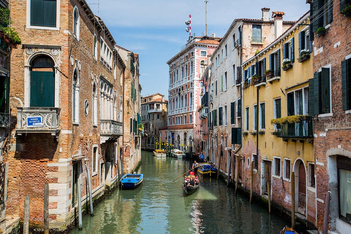 Неоднозначня Венеция. День 11