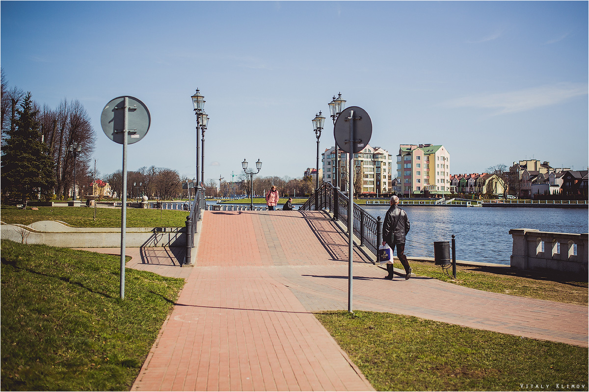 Верхнее озеро, Калининград. Могут же! 052-IMG_0508