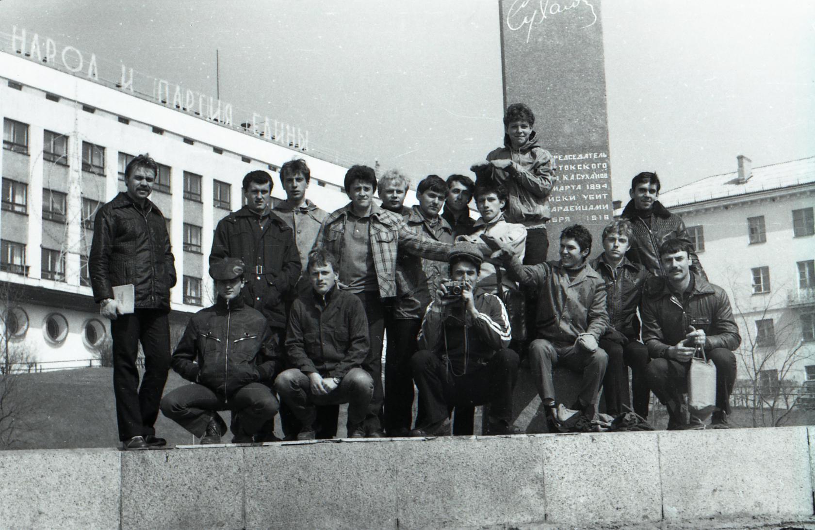 Секс с узбеками во владивостоке 6 фотография