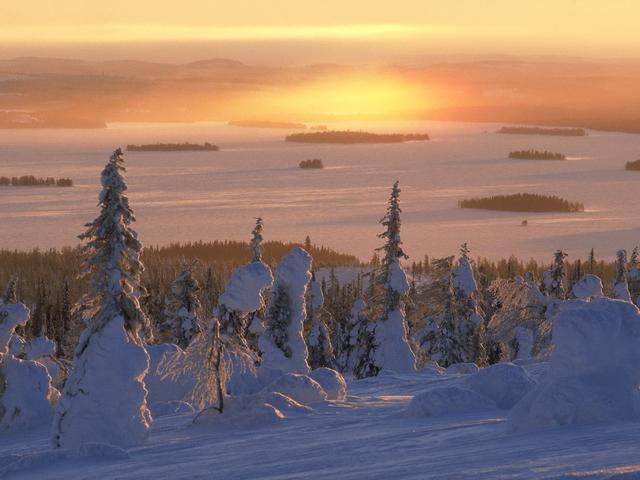 Riisitunturi National Park, Finland