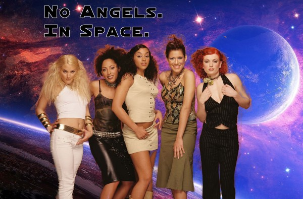 No Angels in space