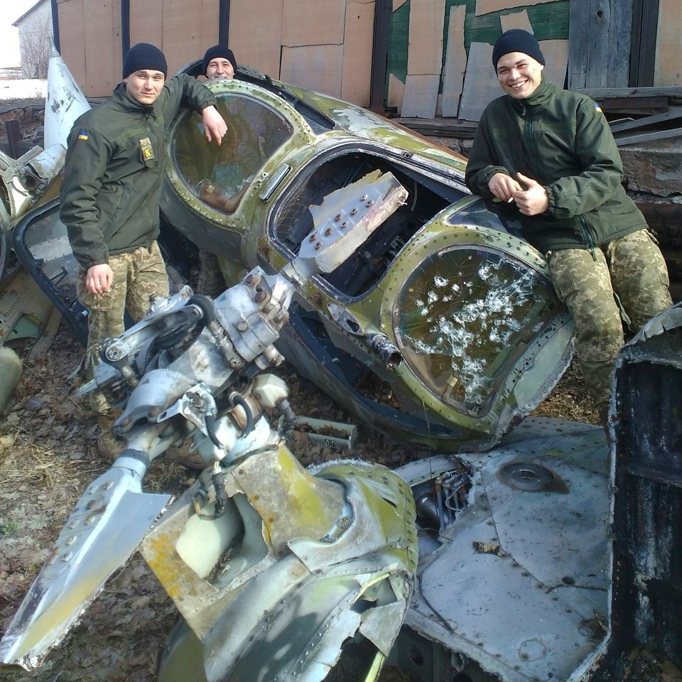 Сили ООС на Донбасі тренуються протидіяти ворожим безпілотникам, - прес-центр ООС - Цензор.НЕТ 7106