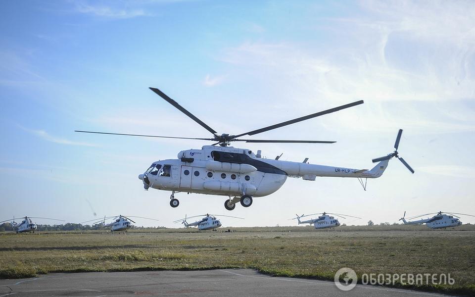 Печальная, но поучительная история Украинских Вертолетов
